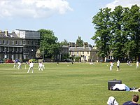 A cricket match on Parker's Piece - geograph.org.uk - 1333315.jpg