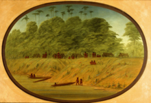 A small village - paraguas indians.PNG