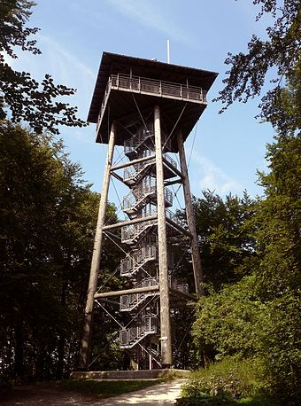 Aalbäumle observation tower