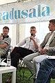 Aavo Sõrmus 2020. aasta Arvamusfestivali teadusalal.jpg