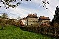 Abbaye d'Hauterive, Wohnhaeuser 01 09.jpg