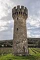 Abbaye de Cassan - Towers 02.jpg