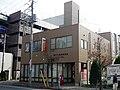 Abiko Ekimae Post office.jpg