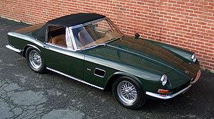 AC Frua - 1971 AC 428 Convertible