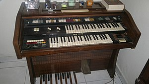Ace Tone unknown 1 electronic home organ