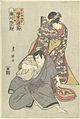 Acteurs Segawa Michisaburo I en Bando Mitsugoro III-Rijksmuseum RP-P-2008-182.jpeg