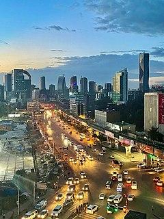 Addis Ababa Capital and largest city of Ethiopia
