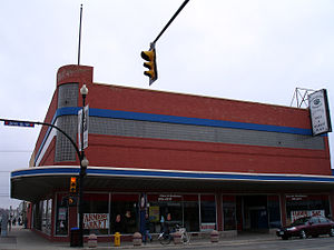 Riversdale, Saskatoon - Adilman Building