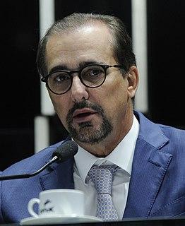 Admar Gonzaga Brazilian lawyer