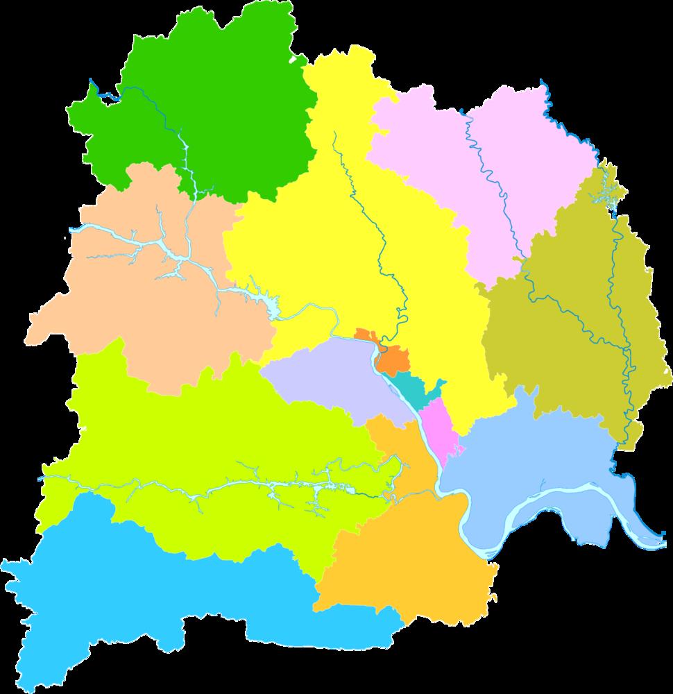 Administrative Division Yichang