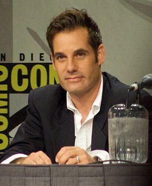 Adrian Pasdar - Pasdar at ComicCon in July 2008