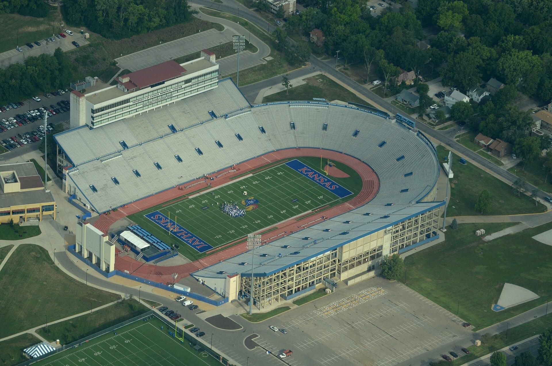 Memorial Stadium University Of Kansas Wikipedia