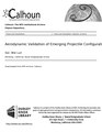 Aerodynamic Validation of Emerging Projectile Configurations (IA aerodynamicvalid1094514852).pdf