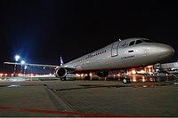 VQ-BEG - A321 - Aeroflot