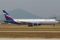 Aeroflot Boeing 767-300ER VP-BAZ HAN 2007-2-20.png