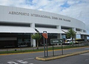 Aeroporto Internacional de Maceió-Zumbi dos Palmares