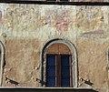 Affreschi della facciata di palazzo dell'antella, 1619, primo piano 07 figura a cavallo (gdsg) e giove (gdsg) e astronomia (rosselli).JPG