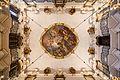 Affresco nel soffitto del palazzo Mezzabarba.jpg