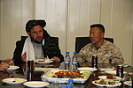Afghan officials with Nimroz, Helmand provinces meet to discuss upcoming elections 140329-M-KC435-004.jpg