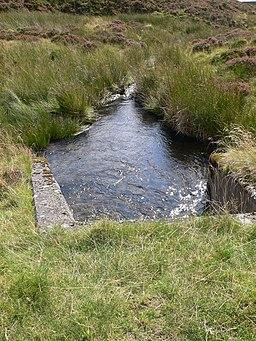 "Afon Fechan (""Little River"") - geograph.org.uk - 982539"