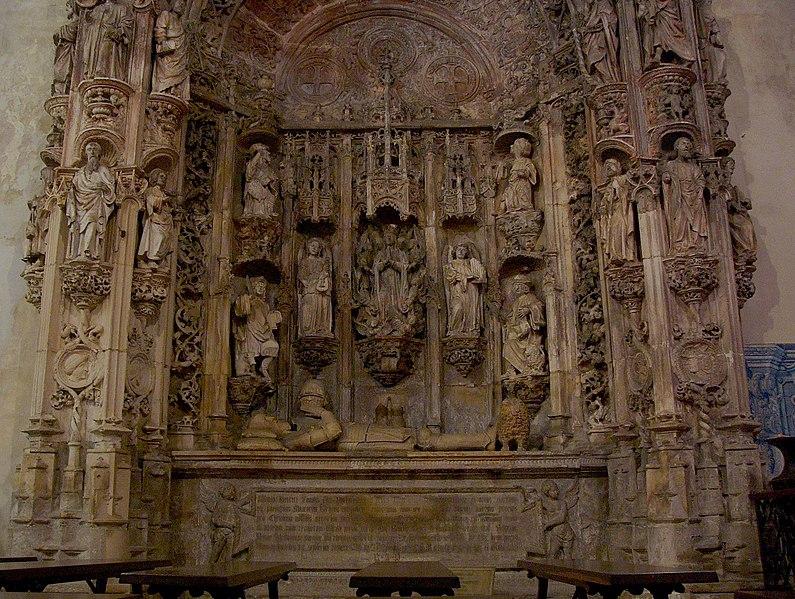 Image:AfonsoHenriques-Tomb.jpg