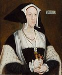After Hans Holbein the Younger Lady Margaret Wotton Marchioness of Dorset.jpg