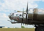 """AirExpo 2010 - B-17 Flying Fortress """"Yankee Lady"""" (4824662054).jpg"""