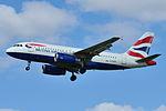 Airbus A319-100 British AW (BAW) G-EUPP - MSN 1295 (9742096190).jpg