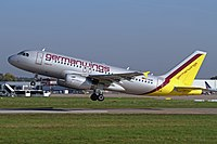 D-AGWI - A319 - Eurowings