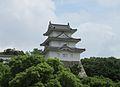 Akashi Castle Tatsumi Yagura 2015.6.JPG