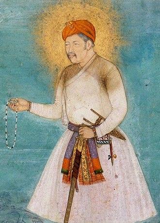 Mughal emperors - Image: Akbar Shah I of India