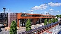 Akita Airport Domestic Terminal 20190602.jpg