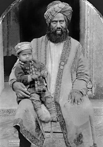 Hakeem Noor-ud-Din - Image: Al Hajj Maulana Noor ud Din
