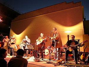 Al Tall (band) - Al Tall, live in Benissa, Spain on January 13, 2007