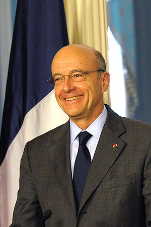 Bordeaux Métropole - Image: Alain Juppé in Washington DC