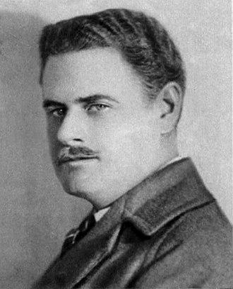Alan Hale Sr. - Alan Hale in 1921