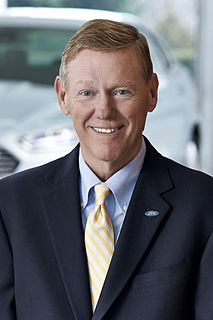 Alan Mulally American businessman