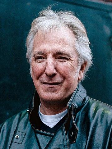 Photo of Alan Rickman