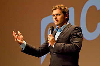 Citizens (Spanish political party) - Albert Rivera, president of the party