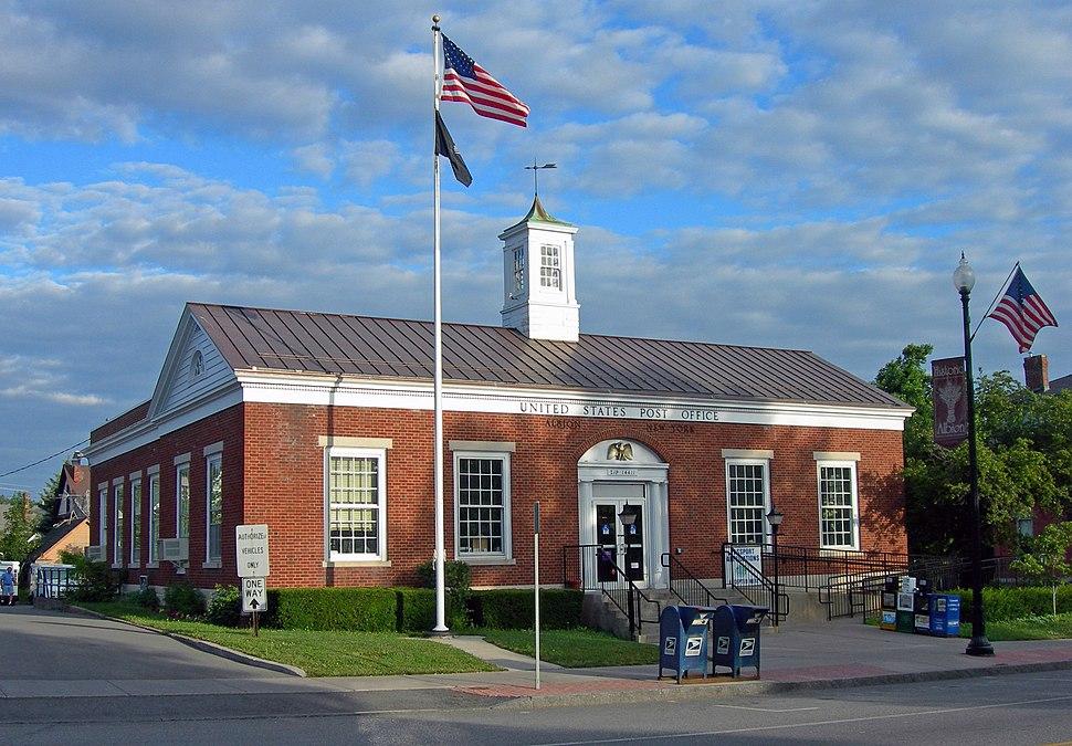 Albion, NY, post office