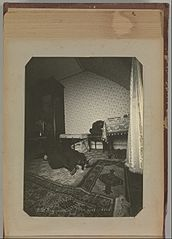Album of Paris Crime Scenes - Attributed to Alphonse Bertillon. DP263780.jpg