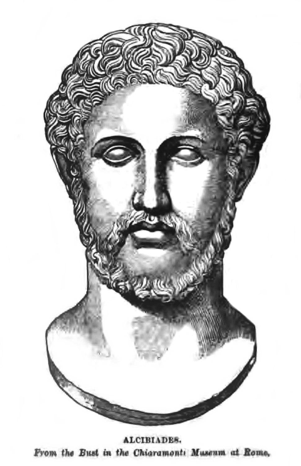 Alcibiades portrait