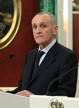 Abkhazian presidential election, 2011 - Image: Alexander Ankvab 06.10.2011