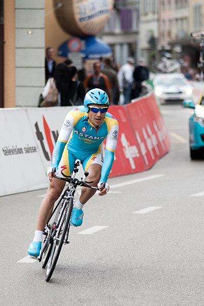 File:Alexandr Dyachenko - Tour de Romandie 2010, Stage 3.jpg