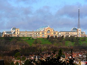 Battle of the Beams - Alexandra Palace