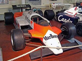 Formula One sponsorship liveries - Image: Alfa Romeo Tipo 182