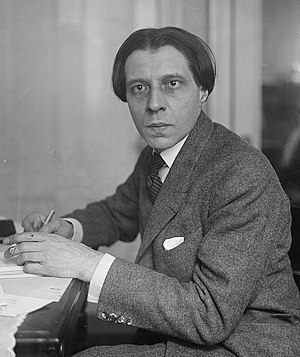 French pianist Alfred Cortot (1877-1962)