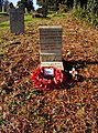 Alfred Toye VC grave Tiverton cemetery.jpg