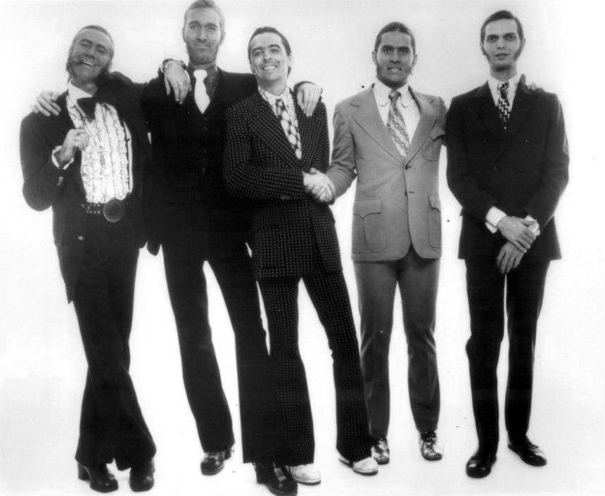 Alice Cooper group 1973