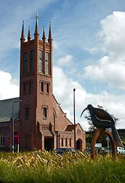 All Saints Anglican Church, Palmerston North (c.1914)